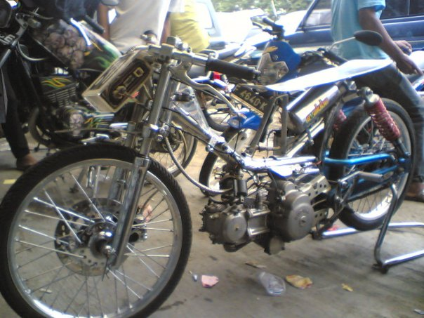 Yamaha Jupiter Z Drag Race Style Modifikasi.html  Autos Weblog