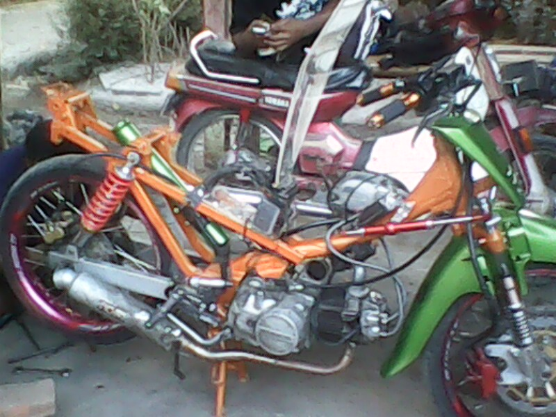 Modifikasi Motor Indonesia Otomania